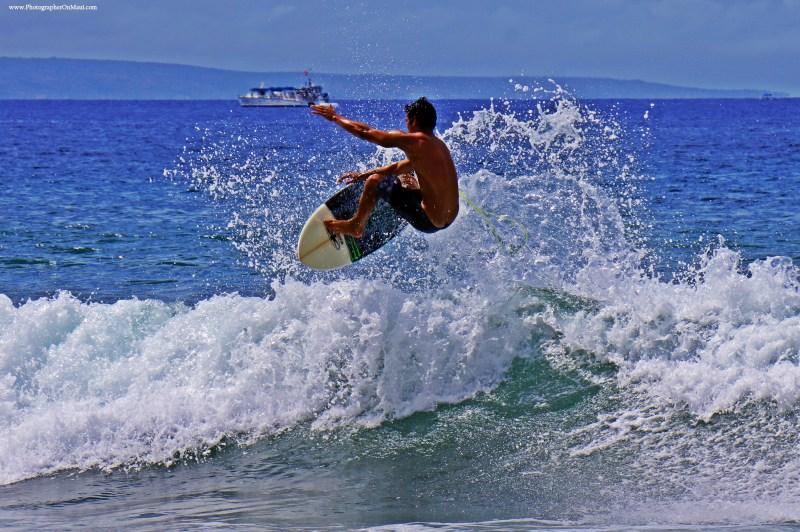 Repollo Surfing
