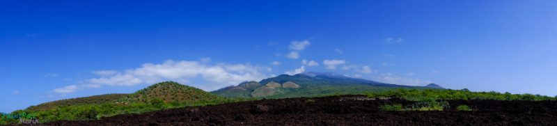 Dormant Volcano on Maui