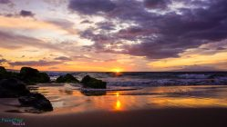 South Maui Sunset