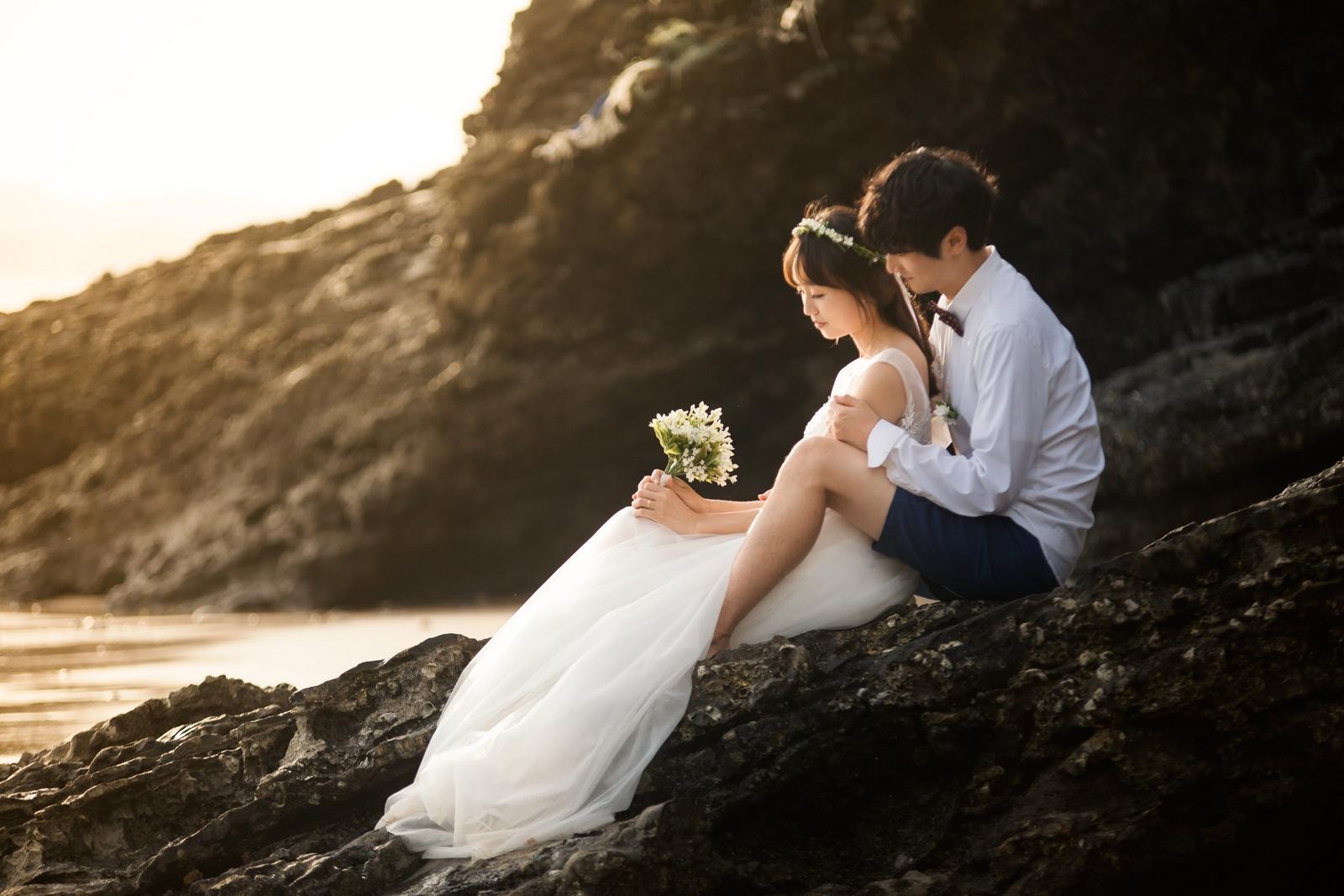 Thailand Wedding Photography: Krabi Post Wedding Photography