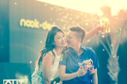 Honeymoon at foto hotel kata beach phuket thailand