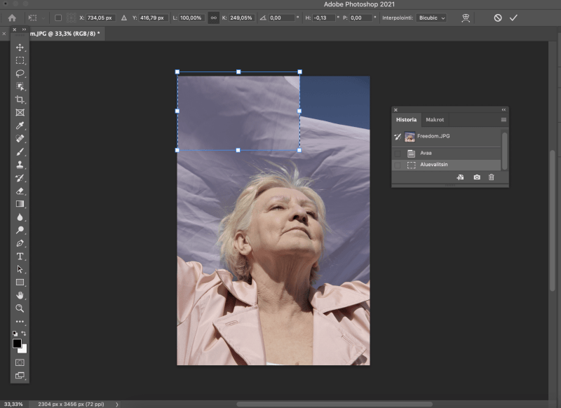 How To Add A Background In Photoshop