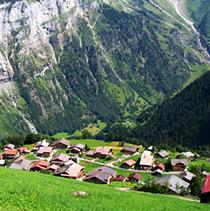 Gimmelwald - Swiss Alps