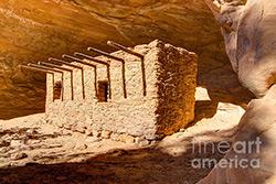 Doll House Anasazi Ruin - Utah
