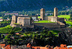 Castelgrande - Bellinzona, Switzerland