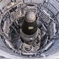 Titan Missile Silo - Tucson, Arizona