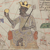 Mansa Musa - Sultan of Mali