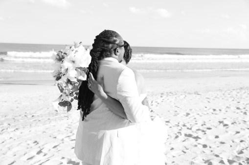 Myrtle Beach wedding at Baywatch resort