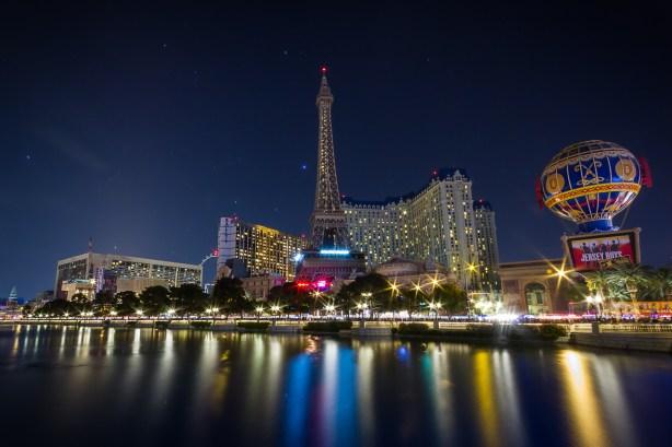 Photographers of Las Vegas - Architectural Photography - paris hotel
