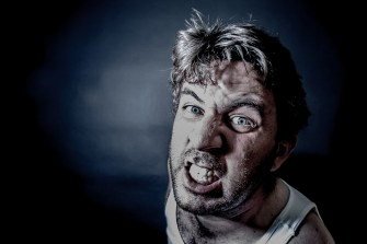 Photographers of Las Vegas - Portrait Photography - Nerd Rage