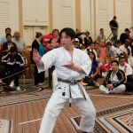 Photographers of Las Vegas - Corporate Photography - Taekwondo tournament getting ready to spar