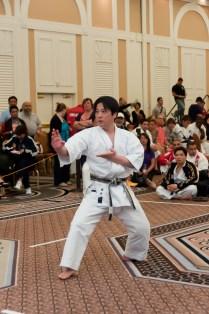 Photographers of Las Vegas - Corporate Photography - Taekwondo tournament getting ready to spar