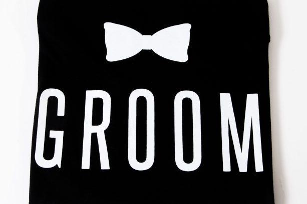 Photographers of Las Vegas - Product Photography - Groom T-Shirt