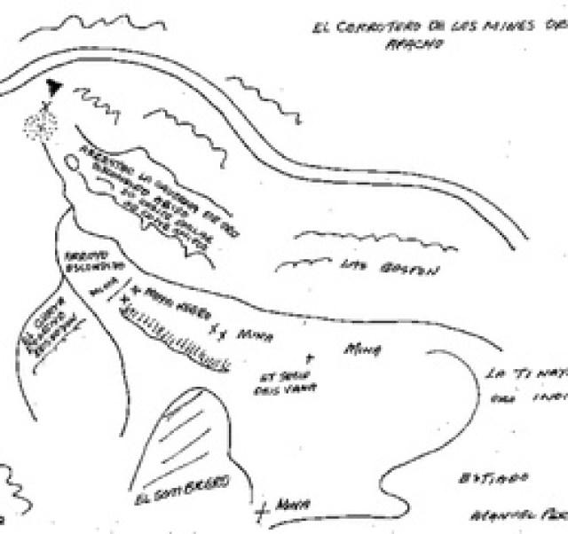 Photographic Images by David: Lost Dutchman Gold Mine Maps &emdash;