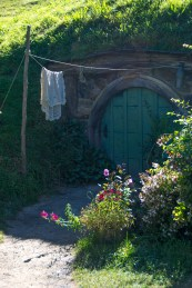 Hobbiton, the Shire