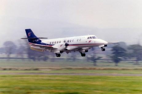 Jetstream 41 Prototype Woodford