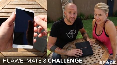 Huawei Mate 8 AP Challenge