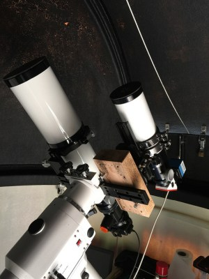 Graham Hard solar scopes