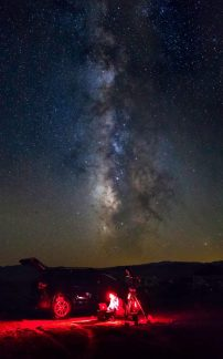 Cory Schmitz Milky Way