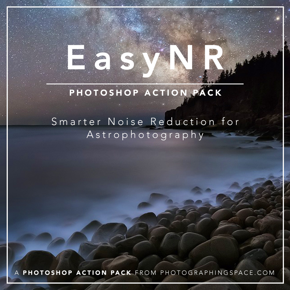 Friday Photoshop Blogging Other Pebble >> Milky Way Finisher Action Pack Bundle For Adobe Photoshop