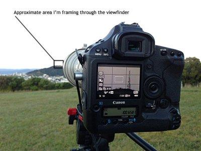 Mark Gee camera markup
