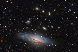 Paddy Gilliland NGC 7331