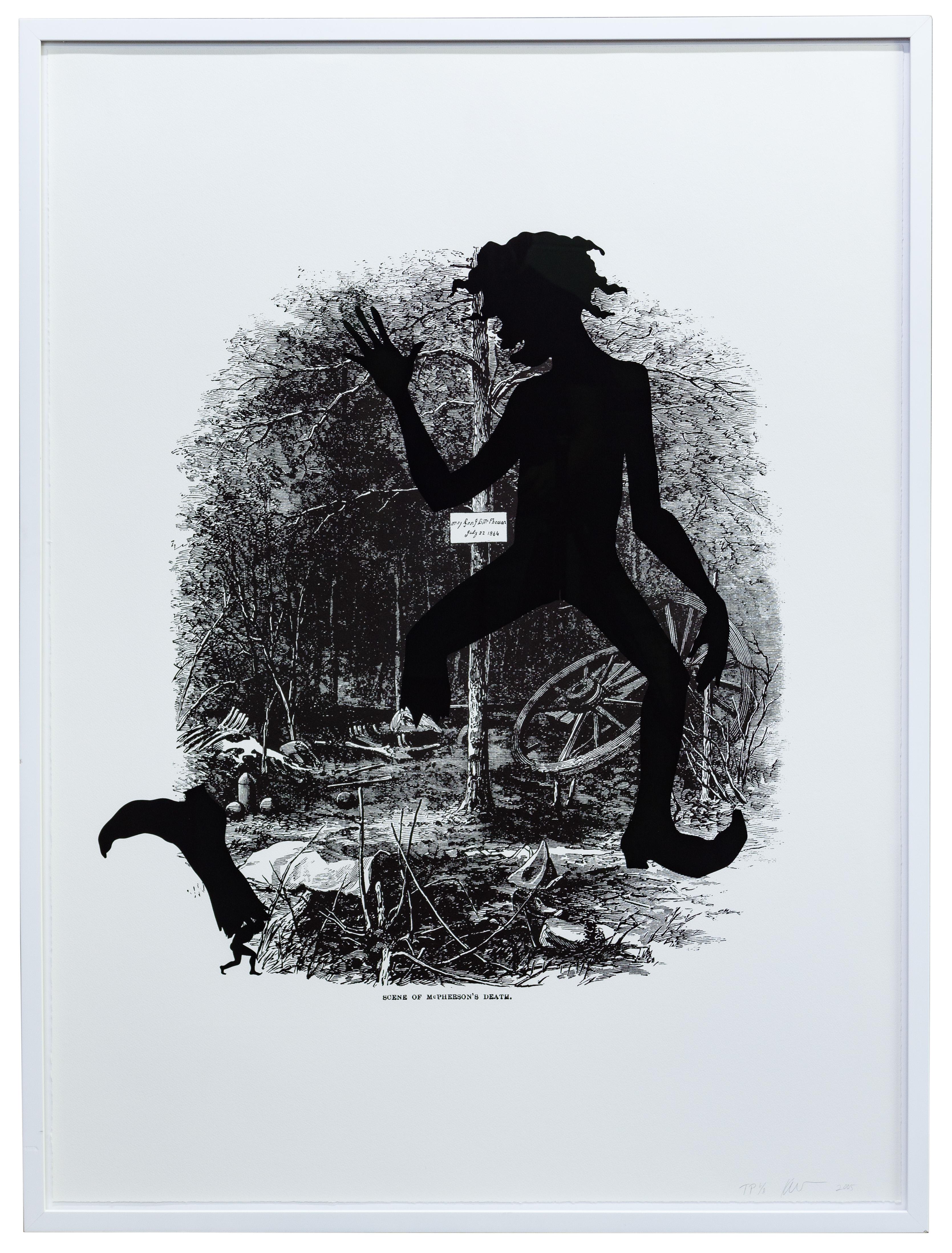 kara walker paintings artwork for