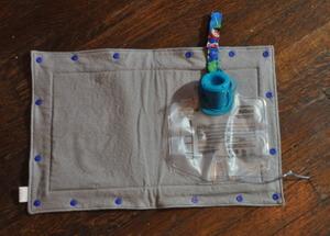 Feeding Pump Bag Cover