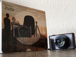 Testbericht Canon SX720HS