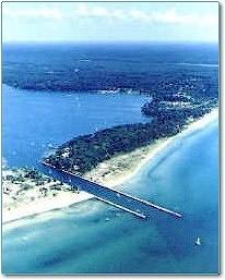 Aerial Photos Of White Lake And Montague MI