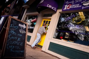 Dino's in Yellow Springs, Ohio - Photographer Alex Sablan