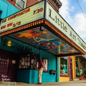 Little Art Theater in Yellow Springs, Ohio - Photographer Alex Sablan