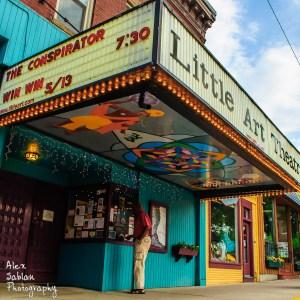 Little Art Theater in Yellow Springs, Ohio - Photographer Alex Sablan