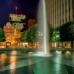 Courthouse Square - Dayton Photographer Alex Sablan