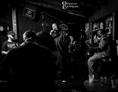Band Photography – Funky G at the OE
