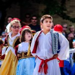 Costumed Dancers at the Dayton Greek Festival - Dayton Photographer Alex Sablan