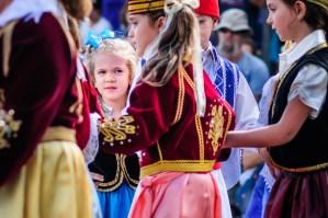 Dancers at the Dayton Greek Festival - Dayton Photographer Alex Sablan
