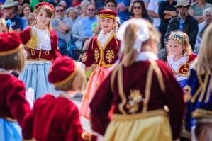 Dayton Greek Festival Dancers - Dayton Photographer Alex Sablan