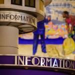 Information Booth at Union Station - Dayton Photographer Alex Sablan