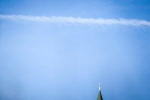 Contrails - Dayton Photographer Alex Sablan