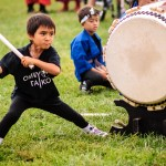 Shinto Drummer Intensity - Dayton Photographer Alex Sablan