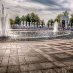 WWII Memorial HDR - Dayton Photographer Alex Sablan