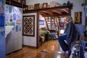 Lisa Wolters and Her Art by Dayton Photographer Alex Sablan