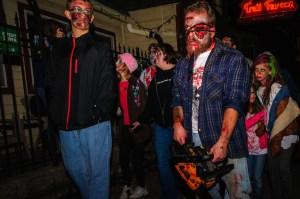 The Zombies Descend by Dayton Photographer Alex Sablan