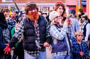 Zombie Lumberjacks by Dayton Photographer Alex Sablan