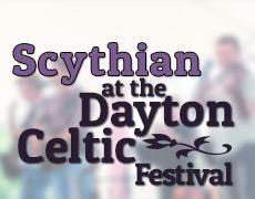 Scythian at the Dayton Celtic Festival