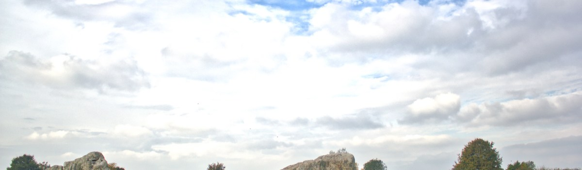 The Standing Stones at Avebury