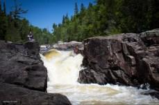 Sand River, Lake Superior Provincial Park