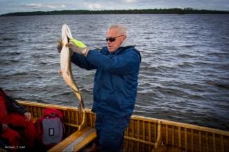 Bob, Trophy Northern Pike, Lake Esnagami