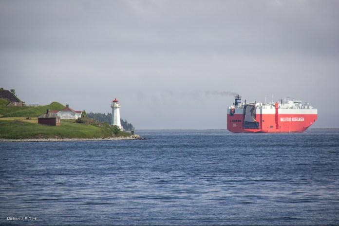 Georges Island, Halifax